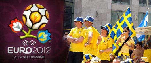 Евро-2012 и больщики из Швеции