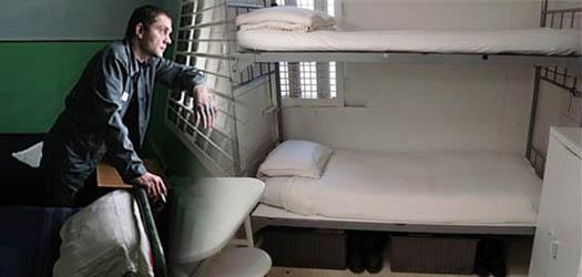 тюремная камера для заключенных