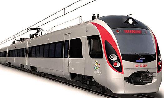 поезд Hyundai теперь и в Украине