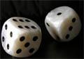 азартные кости игровые