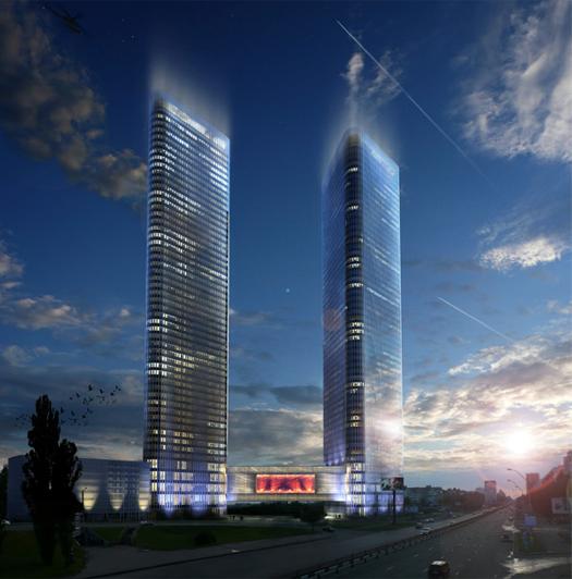 Victory Towers в Киеве