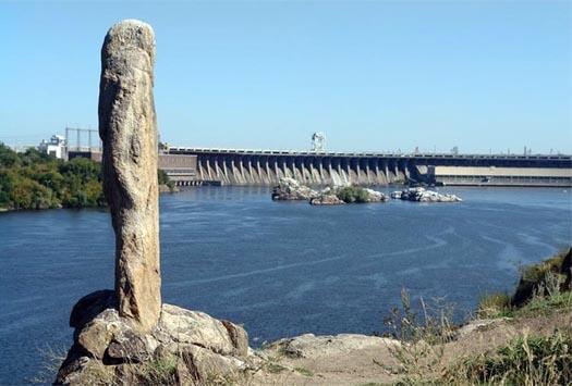 Запорожская область - ГЭС
