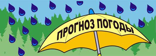 прогноз погоды по Украине